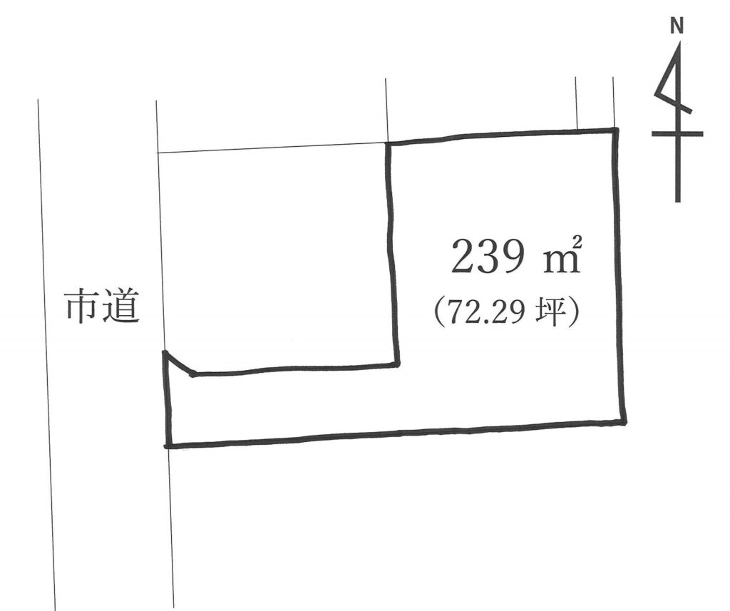 【土地】土浦市木田余【700万円】